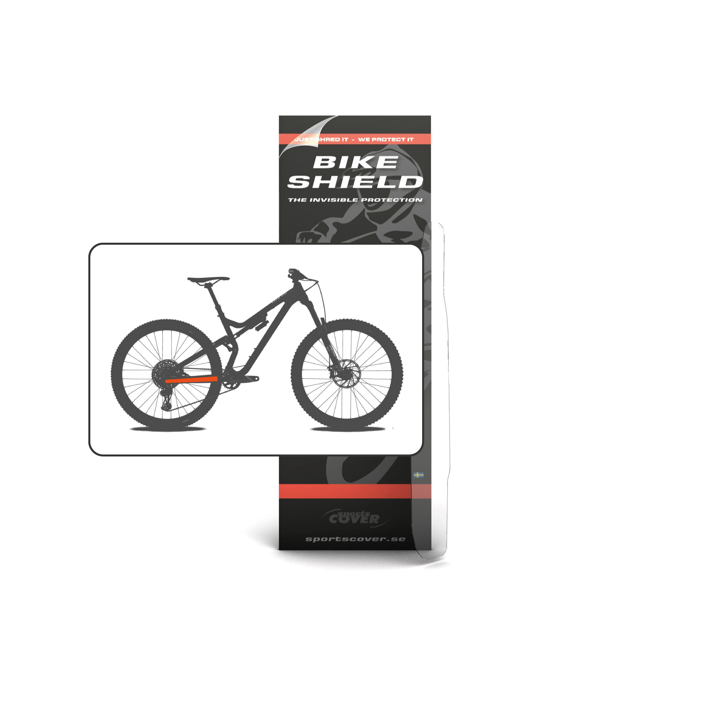 Bikeshield chainstay 37