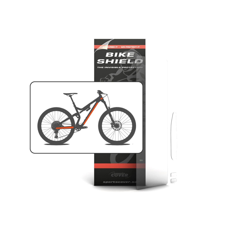 Bikeshield halfpack 25