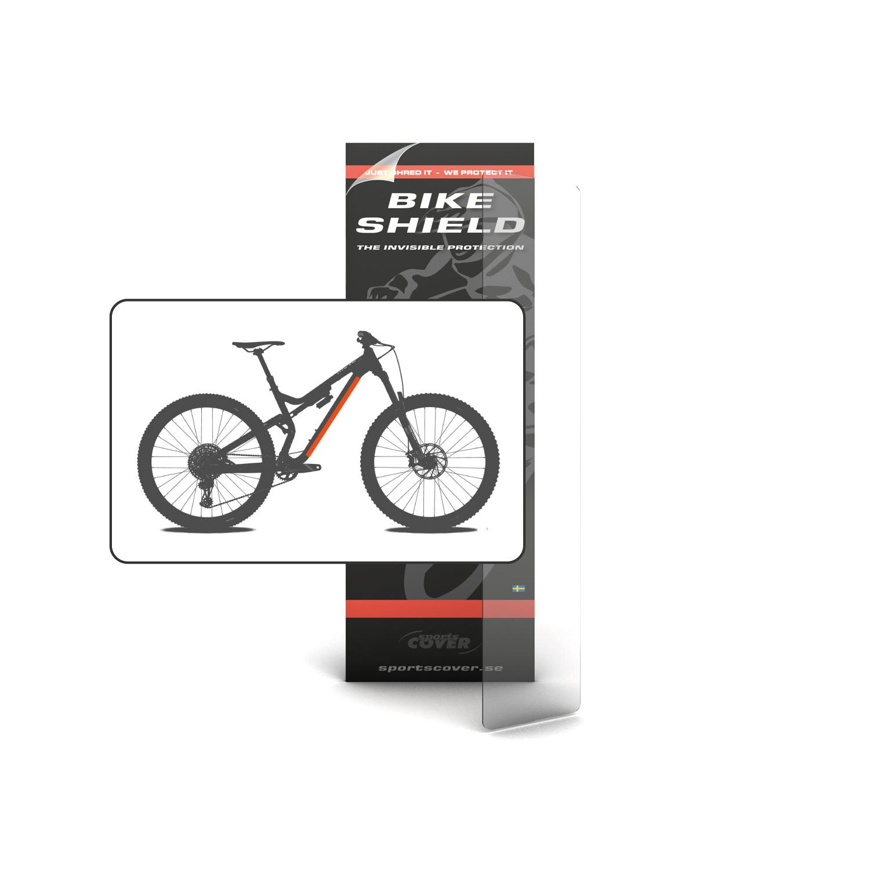 Bikeshield medium 4