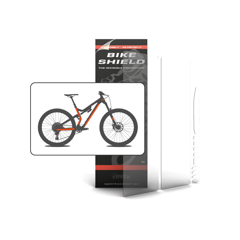 Bikeshield oversized 31